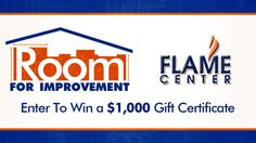 Room for Improvement - October  I just entered Room for Improvement!  You can too and get me extra chances of winning!