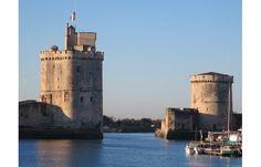 6. La Rochelle : les 2 tours