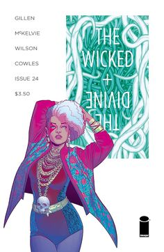 eXpertComics offers a wide choice of  products, like the Wicked and Divine  #24. Visit eXpertComics' website to discover thousands of collectibles.