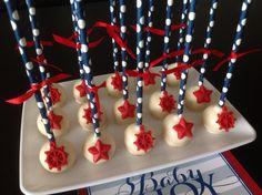 Baby Ahoy!   www.Facebook/CakePopsByLilly www.CakePopsByLilly.com