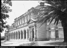 Parliament House [Perth, Western Australia between 1910 and 1962