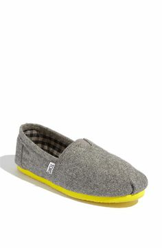 Man, these are sold out EVERYWHERE! But still really love the colors. $54 TOMS shoes.