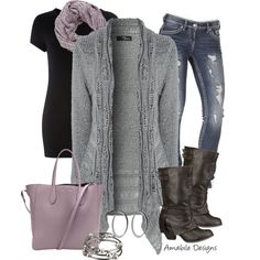Cozy Warm, created by amabiledesigns on Polyvore