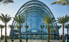 Architectural Record | Anaheim Regional Transportation Intermodal Center by HOK