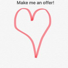 Make an offer :) :) Other