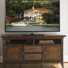 Lexington Bal Harbor Crystal Bay Media Console 293SA-660