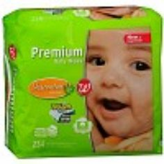 I'm learning all about Walgreens Premium Baby Wipes Unscented at @Influenster!