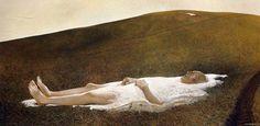Andrew Wyeth, Spring, 1978,