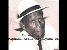 """Roaring Lion - Papa Chunks. Born Hubert Raphael Charles in 1908. he later changed his name to Raphael DE Leon.  Between 1934 and 1941, he was the most prolific calypso recording artist, cutting nearly 100 singles, including some of the music's most popular standards, such as """"Mary Ann,"""" """"Netty Netty,"""" and """"Six Feet High."""" In 1993, he issued an album of re-recordings of a dozen of his hits, with Eddy Grant."""