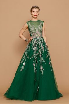 Georges Hobeika   Ready-to-Wear Fall-Winter 2017-18   Look 50