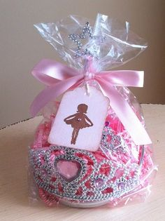Ballerina Princess Party Favors Girl Party Birthday Celebrations
