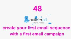 Builderall Tutorial 48 - How to create your first email sequence with a first email campaign Email Marketing, Digital Marketing, Make Money Online, How To Make Money, Email Campaign, Scores, Online Business, Create Yourself, The Creator