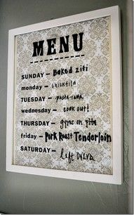 great idea, doing this in my kitchen