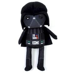 Star Wars Darth Vader Rag Doll #plush #doll #starwars