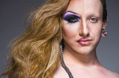 Travestieten Voor & Na Make-Up - Vrouwen.nl