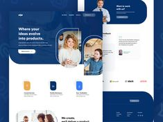DP ll Landing Page Design by Saidur Rahman Page Layout Design, Website Design Layout, Landing Page Design, Web Layout, Flat Web Design, Design Ios, Web Design Trends, Landing Page Inspiration, Website Design Inspiration