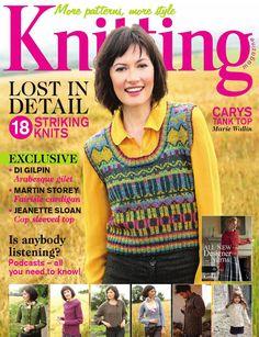 1111                           -------------------------------------------------  Knitting Issue108 2012 - 轻描淡写 - 轻描淡写