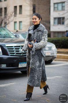 Caroline Issa by STYLEDUMONDE Street Style Fashion Photography