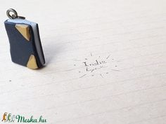 Mini könyv medál (IndieLynx) - Meska.hu Handmade Jewellery, Minion, Cufflinks, Accessories, Jewelry, Jewellery Making, Handmade Jewelry, Jewerly, Jewelery