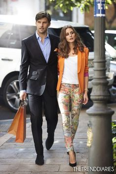 Olivia Palermo style #OliviaPalermo. Dareen Hakim Collection | Chic. Bold. Unexpected. | www.dareenhakim.com