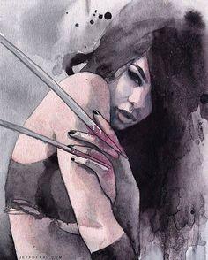 X-23 by Jeff Dekal