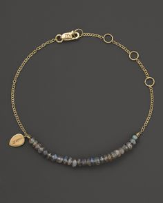 Meira T 14K Yellow Gold and Labradorite Bracelet | Bloomingdale's  $300.00