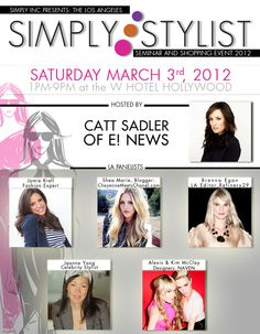 Simply Stylist Los Angeles Event To Take Place March 3