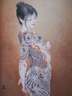小妻要(小妻容子)-(Kaname+Ozuma)-(Youko+Ozuma)-www.kaifineart.com-3.jpg (1200×1600)