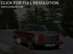 Mercedes-Benz E-Class W114 W115 photo #61113