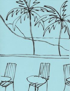 "topmatter: ""John Zabawa Los Angeles, 2018 Ink on Paper A4 """