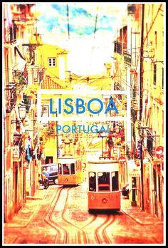 Lisboa - Phoster