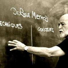 DeRose ensinando o Método, técnicas e conceitos.