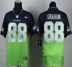 Seattle Seahawks Jersey 34 Thomas Rawls Gray Alternate NFL Nike Elite Jerseys