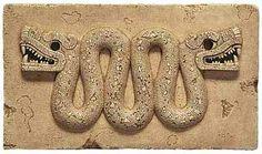 Aztec Double Headed Serpent