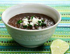 Best Black Bean Soup!