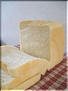 真っ白!ふんわり食パン
