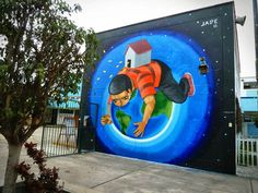 DREAM – The street art of Jade Rivera