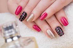 35 Extremely Easy Nail Art Designs And Styles For Beginners