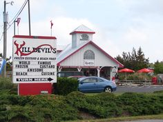 Kill Devil's Frozen Custard - Kill Devil Hills, NC. Serving the finest frozen custard and freshest food available. Our journey began from our love of frozen custard and a passion for cooking. That's why we made a promise to ourselves and our customers that we would only sell the very best.
