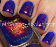Let them have Polish!: MaxFactor Fantasy Fire