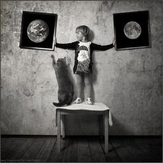 photo: In Dreams of Space (Overcoming Gravity) | photographer: Andy Prokh | WWW.PHOTODOM.COM