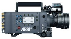 ARRI professional video camera ... Would love to have that just for one day!!!