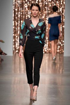 TOCCA SPRING 2014 RTW COLLECTION