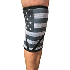 98f77efeb2 Anomaly Knee Sleeves (pair) Brace for Crossfit, Weightlifting, Sports and  Fitness *