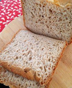 Pão sem glúten e sem lactose com mix pan da Schär e farinha de teff! Super fofinho! Receita no blog!