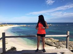 Doing morning exercise wasn't so hard when this was my view can't wait to be back in this beautiful place at the end of the year it's my happy place .  Kate .  #rottnestisland #rotto #lovemyrotto #fit #fitness #fitlife #fitfam #fitspo #fitgirl #igfit #igfitness #fitnessaccount #fitnessjourney #progress #summer #healthy #instahealthy #healthylife #exercise #workout #legs #followforfitness #kaylaitsines #bbg #lornajane #gym by 2fitgirls_km http://ift.tt/1L5GqLp
