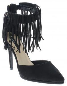 Γυναικεία Γόβα 14.90 € ΑΠΟ 28,90 Μαύρο Peep Toe, Sandals, Heels, Fashion, Heel, Moda, Shoes Sandals, Fashion Styles, High Heel