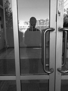 Self-portrait Reflection, inspired by Vivian Maier. Vivian Maier, September 2014, Landline Phone, Photographers, Reflection, Portraits, Artists, Inspired, Projects