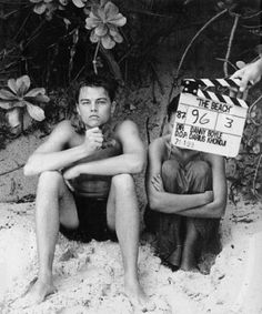 the beach. seriously good movie/sound track...almost went to phi phi islands for our honeymoon...chose Tahiti instead.