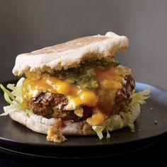 Adirondack Red Wing Burger